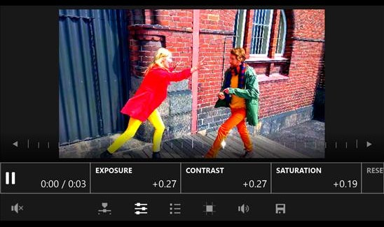 app for video editing on WIndows Phone 8.1