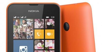dual SIM Lumia 530 live tiles