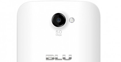 BLU Win JR camera 5MP with LED flash