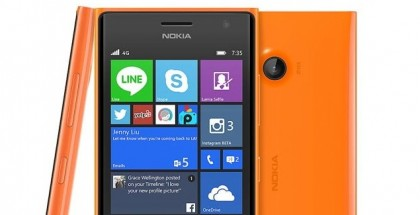 Nokia Lumia 735 LTE 4G Windows Phone
