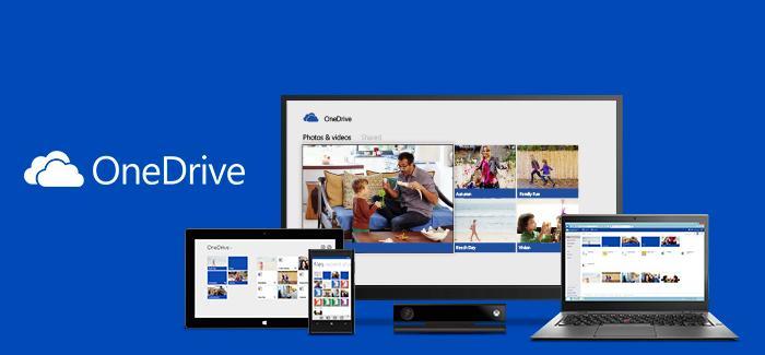 OneDrive storage space app
