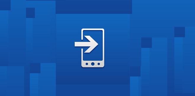 transfer my data app logo
