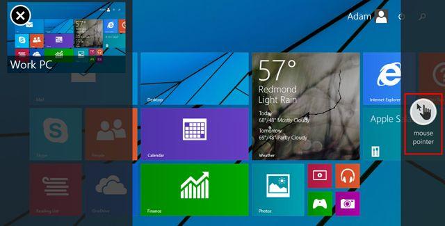 Update for Remote Desktop on Windows Phone