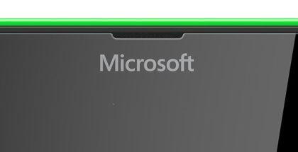 Microsoft Lumia phone new logo