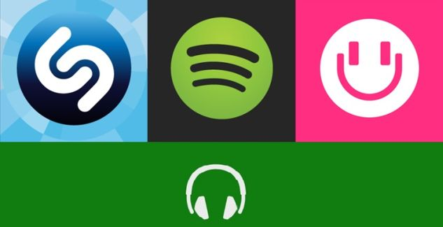 Popular music apps for Windows phone
