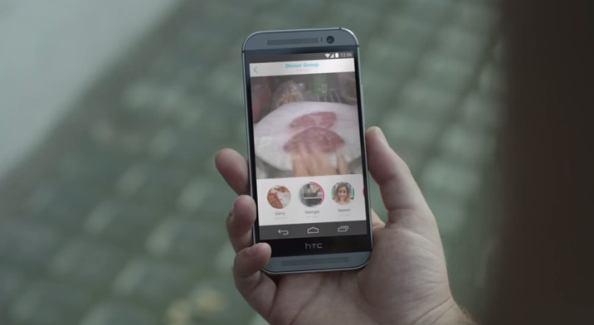 htc and skype qik app