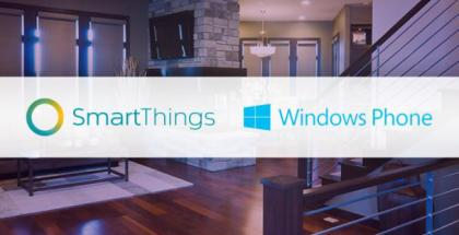 SmartThings logo Windows