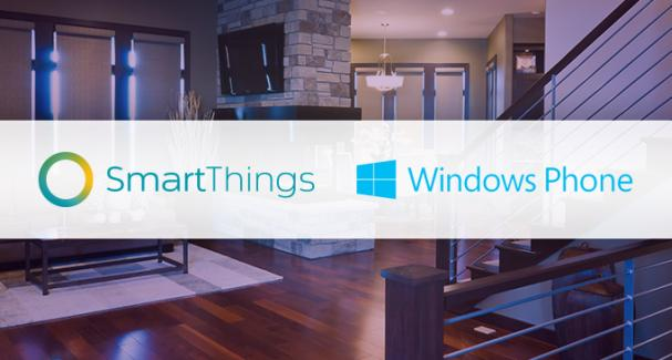 SmartThings logo Windows