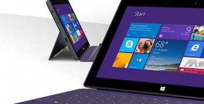 Surface tablet Pro 3