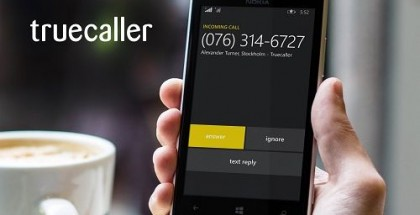 nokia and truecaller app