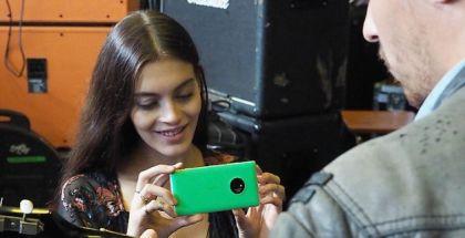 Nokia Lumia 830 photo capture