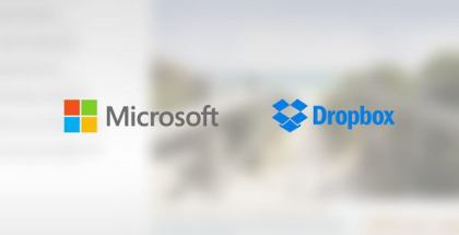 Microsoft Office and Dropbox