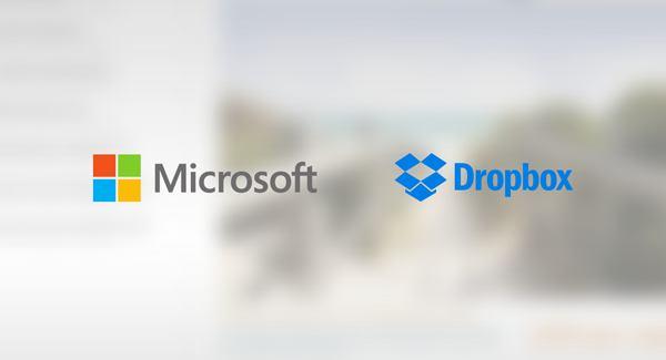 Microsoft Office and Dropbox