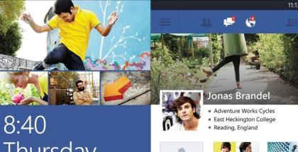Facebook Beta app for Windows Phone 8.1