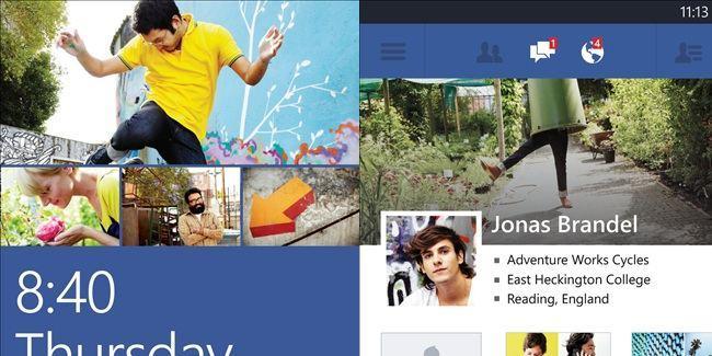 Facebook Beta app for Windows Phone 8.1