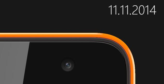 first microsoft lumia smartphone november 11