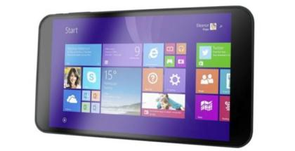Tesco Connect 7 tablet on Windows 8.1