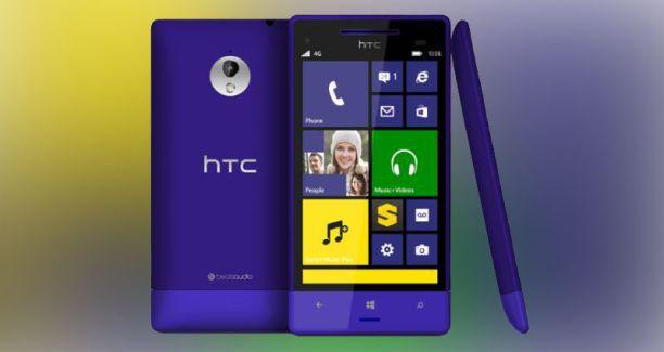 HTC 8XT for Sprint