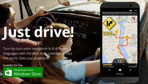 GPS Voice Navigation is $2 99 for the next 3 days