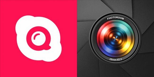 Skype Fhotoroom apps on Windows Phone