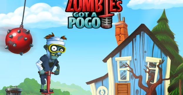 zombies got a pogo