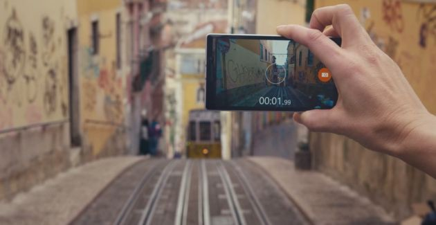 Nokia Lumia 930 Denim demo