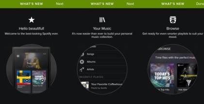 new spotify 5
