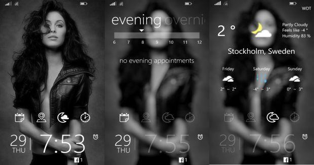 tetra lockscreen version 1.2