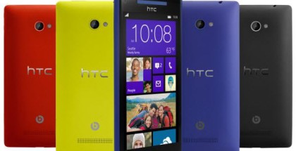 htc 8x official