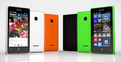 Lumia 532 all colors