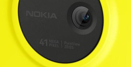 Lumia 1020 sensor close