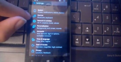 Lumia 520 Windows 10 Technical Preview
