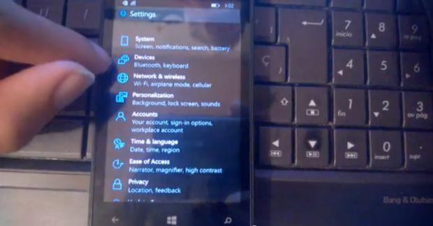 Lumia 520 Windows 10 Technical Preview