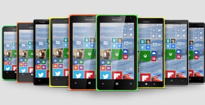 Windows 10 Phones