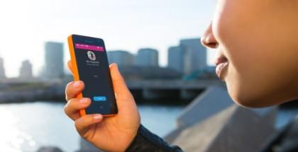 Microsoft Lumia 430 Skype Call