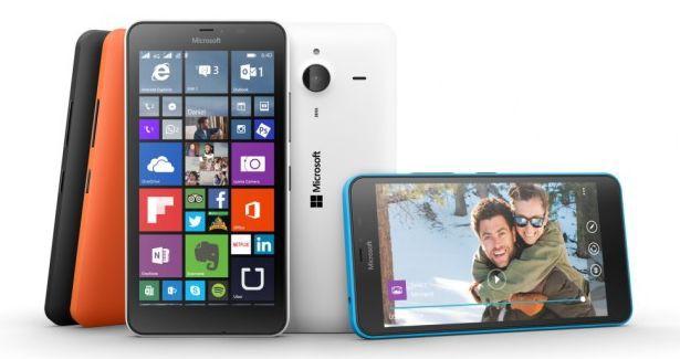 Microsoft Lumia 640 XL press image