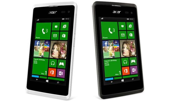 acer m220 liquid phone windows phone 8.1