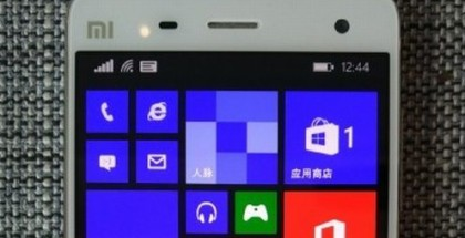 Xiaomi Windows 10 Mi4