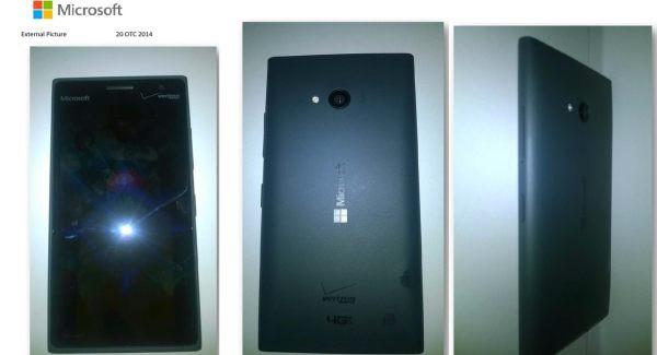 Lumia 735 for Verizon