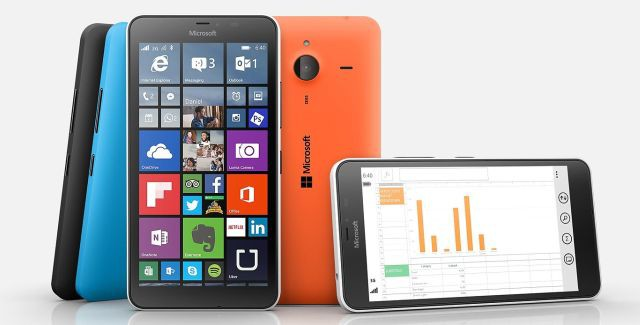 List of phones supporting Windows 10 Mobile Fall Creators Update