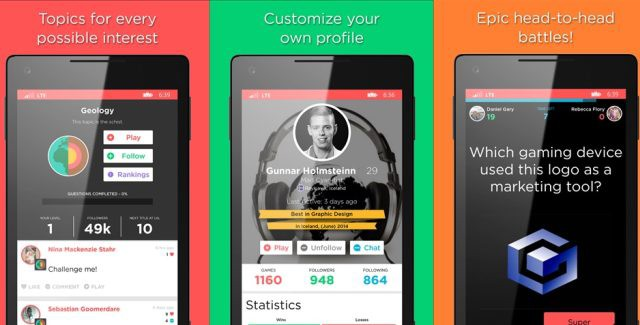 quizup windows phone