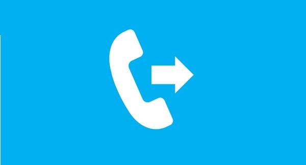 calls+ logo forwarding