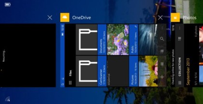 OneDrive app windows 10 mobile