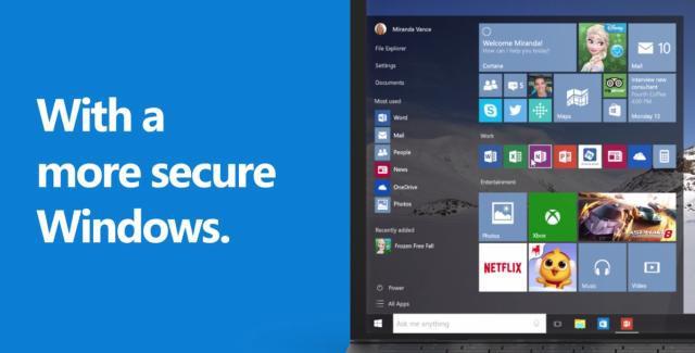 Windows 10 start launch