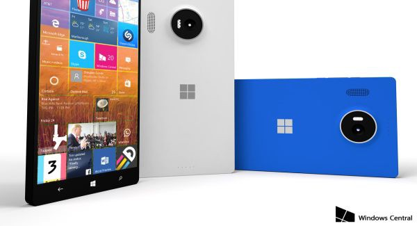 Lumia 950 & 950 XL – color options, pricing and new renders