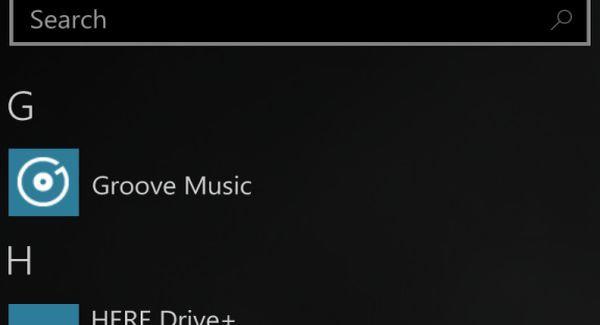 Groove Music app branding arrives to Windows 10 Mobile and Desktop