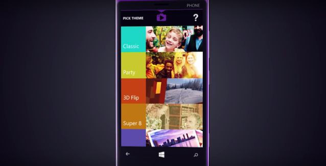 Photo Story is a new app by Microsoft
