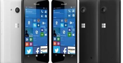 Lumia 550 leak