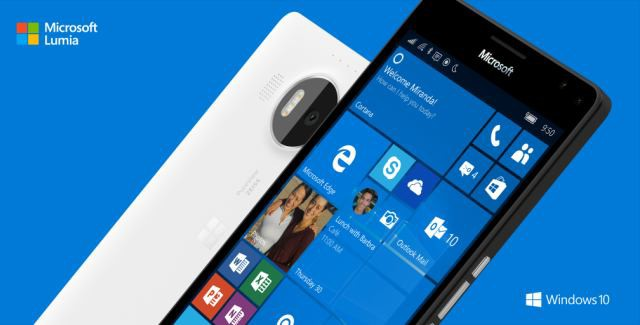 Microsoft Lumia 950 XL official