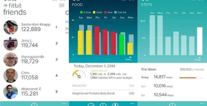 Fitbit app windows phone